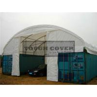 Buy cheap Portable and Relocated 10.9m(36ft) Wide Container Tent product