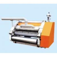 Buy cheap Vacuum Absorption Single Facer Corrugated Machine 1400m-2200mm Width 80m/min from wholesalers