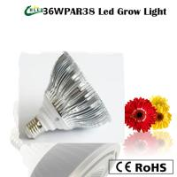 Wholesale Used plants,led flower grow light  36W 18*3W  660nm 730nm  10000K for blooming stage from china suppliers