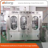 Buy cheap mineral water bottling machine for pure water filling and packing from wholesalers