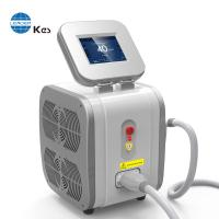 Buy cheap 755nm / 808nm / 1064nm Painless Diode Laser Hair Removal Double TEC 3 Wavelength product