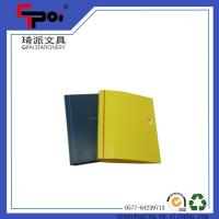 Buy cheap Stationery Supplier PP Cover A4 Paper Customized File Folder Plastic Ring Binder from wholesalers