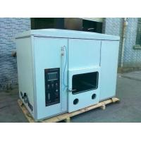 Buy cheap Horizontal Flammability Tester Chamber Safety for Electrical Wires , Cables and product