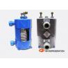 Buy cheap 1hp Aquarium Chiller Aquarium Heat Exchanger Titanium Evaporator Long Life from wholesalers