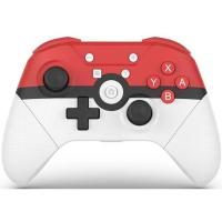 Buy cheap Enhanced Poké Ball Edition Wireless Controller for Nintendo Switch - White/Red/Black from wholesalers