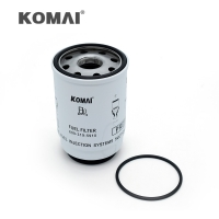 Buy cheap 600-319-5910 For Komatsu Excavator PC60-8 Fuel Filter Water Separator from wholesalers