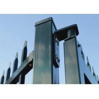 Buy cheap Tubular Steel Fence design, customized tubular fencing for sale from wholesalers