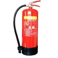 Buy cheap Hospital / Factory Portable Foam Fire Extinguisher 9L Tripod Type With Foot from wholesalers