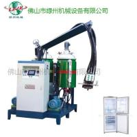 Buy cheap Refrigerator, ice box and freezer pu insulation foaming machine from wholesalers