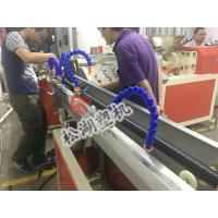 Wholesale PVC Well Casing Fixable Metal Corrugated Pipe Extruder Machine from china suppliers