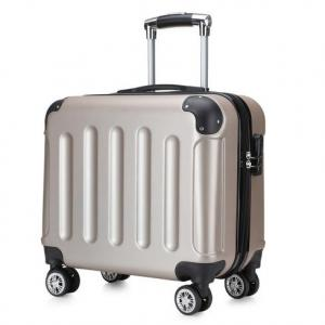 Wholesale Airplane Double Wheels Waterproof ODM Carry On Trolley Luggage from china suppliers