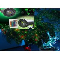 Garden Tree Outdoor Wall Decoration Landscape Laser Lights For Holiday Lighting Manufactures