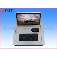 Buy cheap Flush Mounted Computer Monitor Lift , 15.6 Inch  Screen LCD Monitor Lift from wholesalers