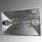 XXXXL Air-Cooled Reflectors for dual grow bulbs, Grow Light Shades & Hoods for MH or HPS lamps