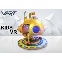 Buy cheap Outside 6 DOF Motion Platform VR Game Machine For Classmates Meeting from wholesalers