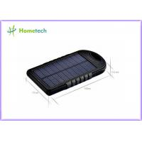Buy cheap Solar Lipstick Power Bank / Charger External Battery Dual USB Port from wholesalers