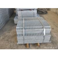 Buy cheap Hot Dipped Galvanized Heavy Duty Steel Grating for Structural Components and Metal Work from wholesalers