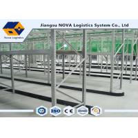 Wholesale OEM Heavy Duty Steel Pallet Warehouse Racking Anti Corrosion For Synthesis Chemical Plant from china suppliers