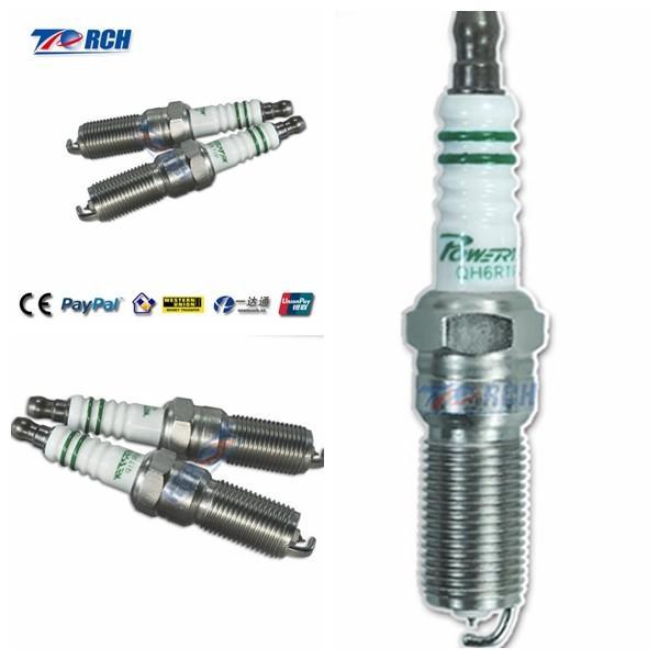 4x per Mini Cooper r52 1.6 ORIGINALE DENSO Iridium Power Spark Plugs