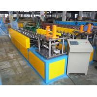 U Angle Roll Forming Machine,6000x800x1200mm Size Metal Forming Machinery Manufactures