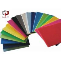 Buy cheap Red Yellow Black White EVA Foam Sheet , Thick Eva Packaging Foam from wholesalers
