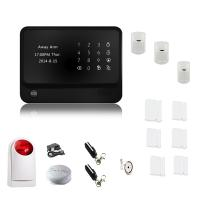 Buy cheap Multifunctional 433MHz House alarm system from wholesalers