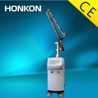 Wrinkles Removal And Skin Rejuvenation Q Switch Nd Yag Laser For Pigmentations Reduction Machine