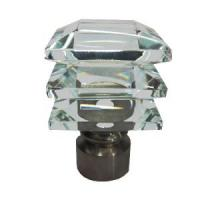 Wholesale Crystal Caps Curtain Rods (JK-2629) from china suppliers