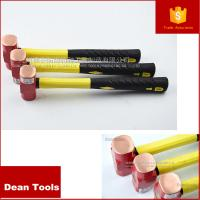 China red copper sledge hammer German type non sparking explosion proof with fiber handle 16p on sale