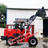 Buy cheap Low Price High Quality TL20 Wheel Loader With Snow Blade For Sale wheel loader price from wholesalers