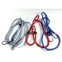 Buy cheap Motorcycle Retractable Elastic Rope With Hooks / Luggage Strap 80-140cm Length from wholesalers