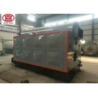 Buy cheap 1000kg Biomass Steam Boiler / Water Tube Steam Boiler For Dry Cleaning Machine from wholesalers