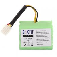 Buy cheap BAKTH NiMH Battery Pack High-capacity 7.2V 3500mAh Replacement Battery For Neato XV Series Robotics from wholesalers