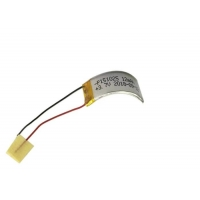 Buy cheap 3.7V 151025 12mAh Wearable Rechargeable Battery For Smart Ring High Density from wholesalers