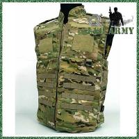 Buy cheap 2015 popular L&Q factory Camo hunting vests for shooting from wholesalers