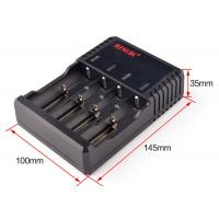 Buy cheap I4 D4 Four Battery Charger For Different Size Lithium Batteries CE RoHS Certification from wholesalers
