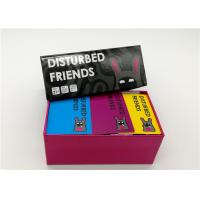 Buy cheap Multi Styles Disturbed Friends Party Game Group Card Games For Adults product