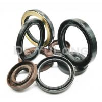 Buy cheap Anti Toxic Rotary Shaft Lip Seal , Oil Resistance Rubber Rotary Shaft Seals Metric from wholesalers