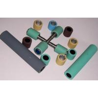Wholesale Compact Rubber Cot Textile Machine Spare Parts With Aluminum Linen Structure from china suppliers