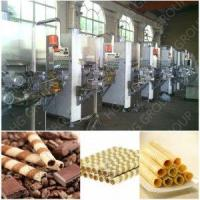 Buy cheap Full Sets of Egg Roll Making Machine from wholesalers
