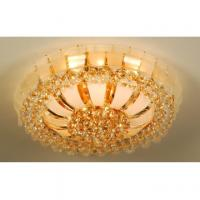 Buy cheap Round glass cover shade ceiling light from wholesalers