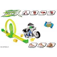 Wholesale Exciting Mini Motorcycle Kids Toy Race Track , Children's Race Track Playset from china suppliers