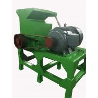 Wholesale 380 Volt Rubber Crumb Tire Crusher Machine Industrial Water Cooled System from china suppliers