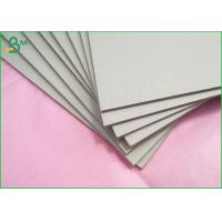 Buy cheap Laminated Grey Board Paper Double Grey Side Board 0.9mm Thickness For Puzzles from wholesalers