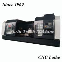 Buy cheap High Durability Cnc Turning Lathe Machine For Textile Pipe Energy Saving from wholesalers