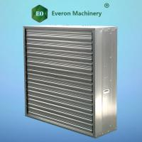 Buy cheap 1380mm Centrifugal Type Galvanized Exhaust Fan with 1.1Kw Motor for Poultry Greenhouse Industry from wholesalers