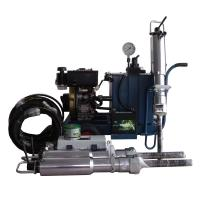 Buy cheap Hydraulic Rock Splitters with a Diesel engine Driven Hydraulic Power Pack. from wholesalers