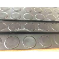 Buy cheap Industrial Cattle Round Stud Rubber Mats Horse Cow Stable Rubber Sheet With Various Pattern from wholesalers