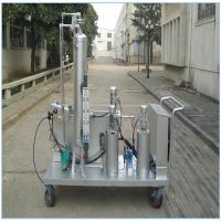 High efficiency small movable industrial wastewater treatment dissolved air flotation machine for sale Manufactures