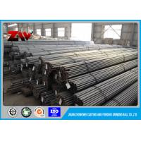 Buy cheap Grinding Dia 100mm* Length 2mm 5 mm 6mm 7mm Steel Rod 75Mncr from wholesalers